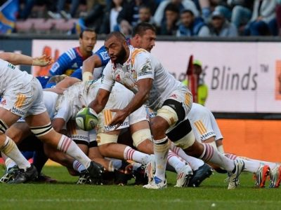 Chiefs Stormers