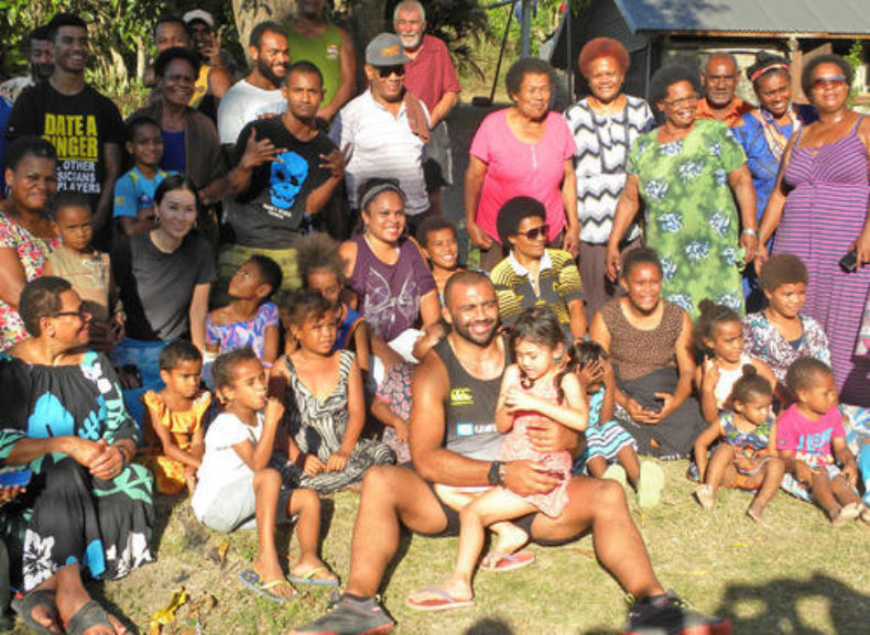 2019 Michael Fiji Visit