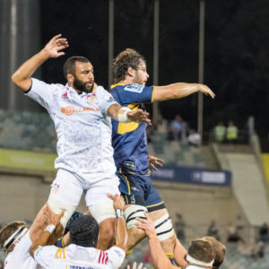 Michael Leitch Brumbies 2 04 16 Line Out 2