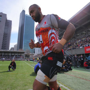 Michael Leitch Sunwolves 2018 03